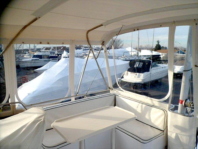 Sabreline 47 In Charter By C Amp C Charters
